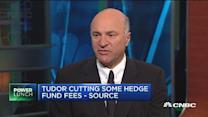 Tudor cutting some hedge fund fees: Source