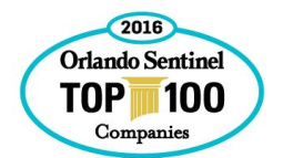 IZEA Recognized as a Top 100 Company in Central Florida by Orlando Sentinel