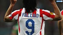 £280,000 A Week For Britain's Best Paid Footballer: Colombian Star Falcao Signs For Manchester United On Loan