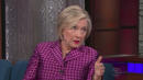 Hillary Clinton Calls Out Putin's Manspreading With Perfect Demonstration