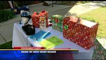 Holiday toy safety report released