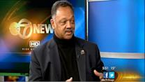 Rev. Jesse Jackson on Emancipation Proclamation anniversary
