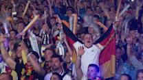 Germany Fans Celebrate World Cup Win