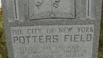 Identifying remains in New York's Potter's Field