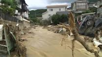 More than 30 killed in Hiroshima landslide