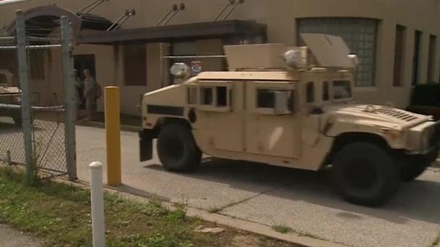 Obama calls for calm in Missouri as National Guard deploys