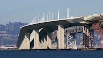 Report: Corrosion a problem on new Bay Bridge