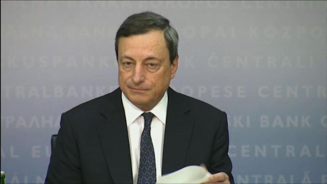 ECB unveils new bond-buying programme