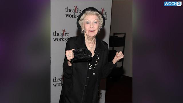 Elaine Stritch Curses LIVE On The Today Show!