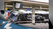 Disaster & Accident Breaking News: Train Crash Kills 6, Injures a Dozen in Paris Suburb: Official
