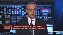 State Dept. releases Clinton emails