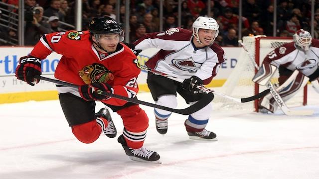 Colorado Avalanche vs. Chicago Blackhawks - Head-to-Head