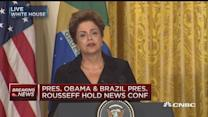 Rousseff: Commitment to zero deforestation