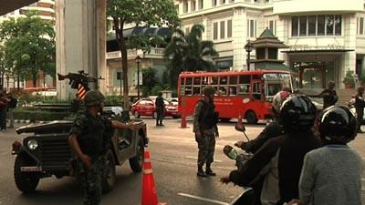 Thailand's Military Declares Martial Law