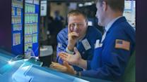 Wall St. opens lower on dtimulus program uncertainty