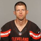 Panthers acquire Browns punter, who dogged it on touchdown return