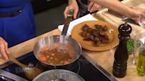 Chef Ellie Krieger Makes A Guinness And Beef Skillet Stew