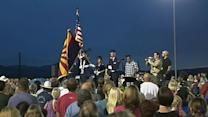 3,000 people attend firefighter memorial