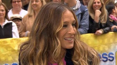 Sarah Jessica Parker Dishes On 'Glee' And Possible 'Sex And The City 3'