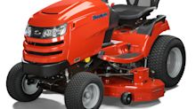 Briggs & Stratton Brings The Benefits Of Electronic Fuel Injection To Its Simplicity Branded Line Of Garden Tractors