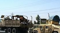 Iraqi Militants Threaten Baghdad