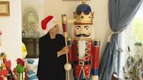 Woman collects 500 nutcrackers