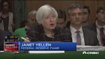 Yellen's remarks not what the market wanted to hear