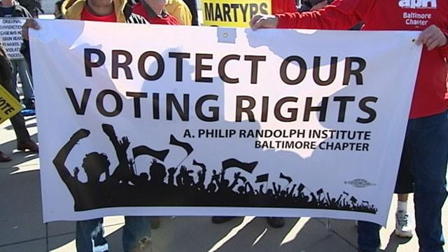 Voting Rights Act Takes Hit by Supreme Court