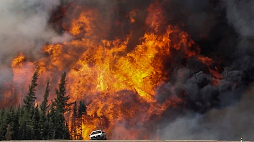 Alberta wildfires Canada's costliest-ever natural disaster -report