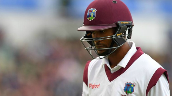 Kraigg Brathwaite reported for suspect bowling action