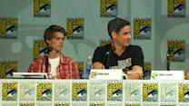 Comic-Con 2014 - Under the Dome Panel: Part 5