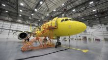 Spirit Airlines opens $32 million hangar at Detroit airport
