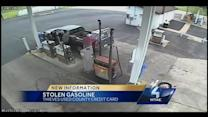 Stolen credit card purchased $30,000 of gas