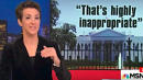 Rachel Maddow Defends Niger Theory After Experts Call It�'Conspiracymongering'