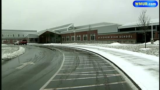 Bang triggers security alert at Windham High