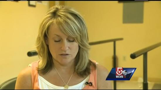 Marathon bombing survivor takes 'first steps' toward normal life