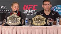 UFC 175: Post-fight Press Conference Highlights