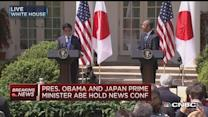 Japan's Abe: We have a dream to build peace and prosperit...