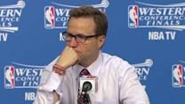 Postgame: Scott Brooks