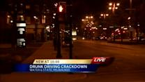 Local law enforcement agencies step up patrols for holiday weekend