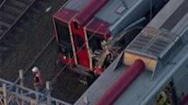 NTSB probes cause of Metro North crash