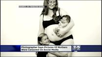 Facebook, Instagram Remove Photos Of Moms, Says 4th Trimester Bodies Project