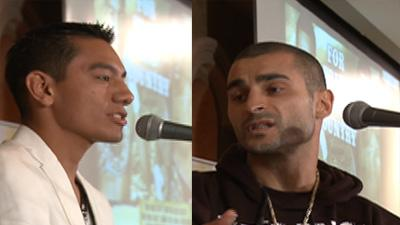 Press Conference: Mijares vs. Darchinyan - SAT. NOV 1st 9PM ET/PT