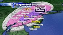 AccuWeather: Latest on nor'easter - 10:00 a.m.