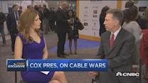 Out future is extremely bright: Cox Communications Pres.