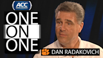 ACC One-on-One: Dan Radakovich, Clemson