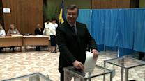 Ukrainians vote in key legislative polls