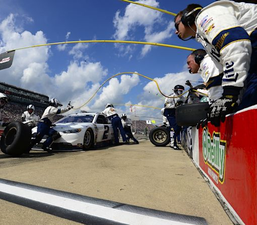 Quick takeaways from Michigan: Keselowski's penalty is likely pointless
