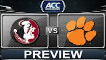 Florida State vs Clemson Preview