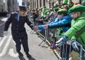 Irish Prime Minister Leo Varadkar joins St Patrick's Parade